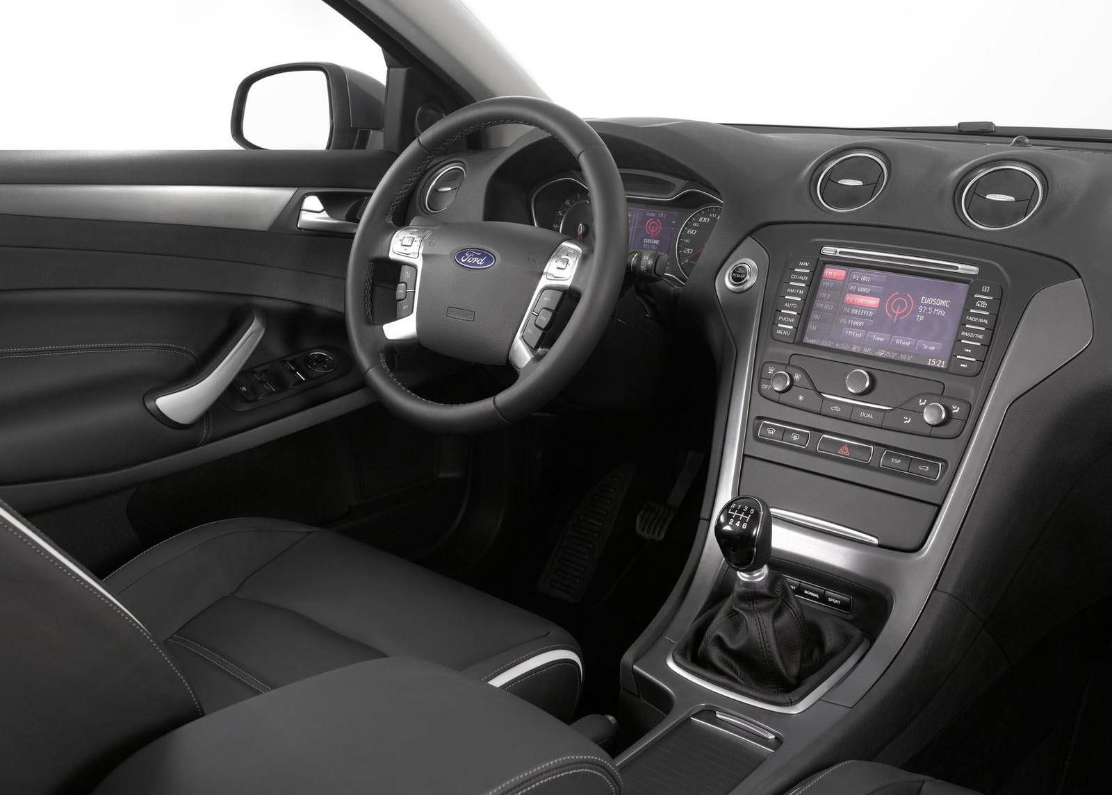 ford mondeo 2011 года